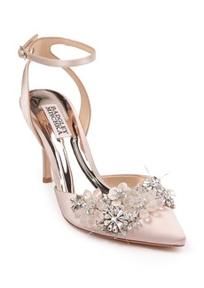 Badgley Mischka Alice Embellished Pump (Women)