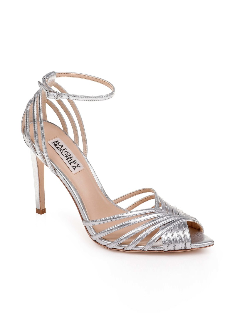 Badgley Mischka Andi Ankle Strap Sandal (Women)