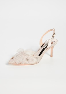 Badgley Mischka Angeline Slingback Pumps