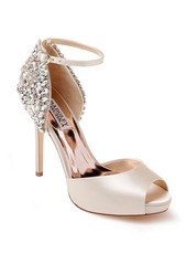 Badgley Mischka Ankle Strap Pump (Women)