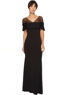Badgley Mischka Banded Mermaid