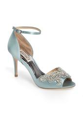 Badgley Mischka Barker Ankle Strap d'Orsay Pump (Women)