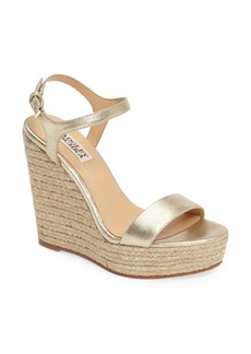 Badgley Mischka Bermuda Espadrille Wedge (Women)