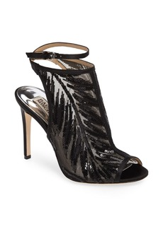 Badgley Mischka Blakely Sequin Illusion Sandal (Women)