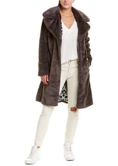 Badgley Mischka Bunny Coat