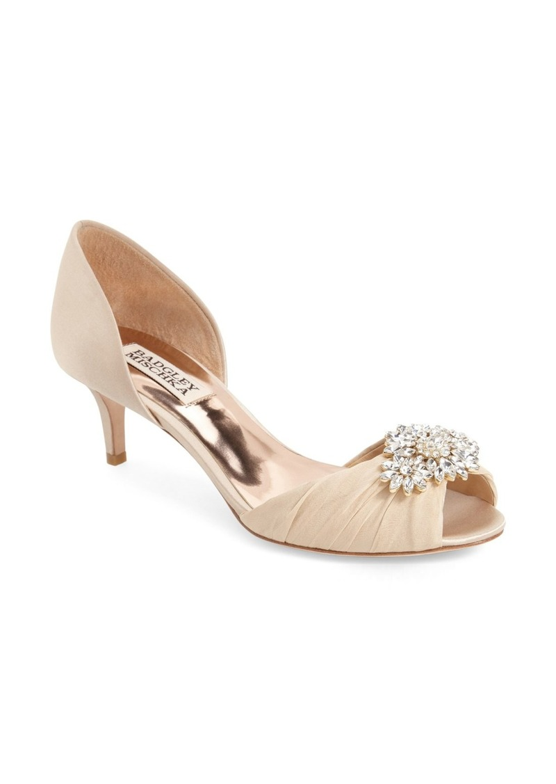 Badgley Mischka 'Caitlin' Pump (Women)