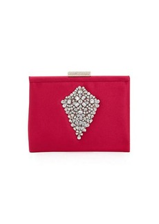 Badgley Mischka Candid Embellished Clutch Bag