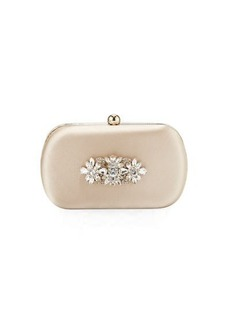 Badgley Mischka Certain Embellished Clutch