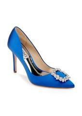 Badgley Mischka Collection Cher Crystal Embellished Pump (Women)
