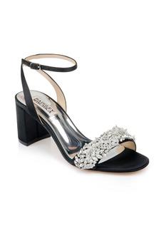 Badgley Mischka Clara Embellished Sandal (Women)
