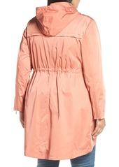 5508d45c0cb Badgley Mischka Badgley Mischka Dakota Raincoat (Plus Size)
