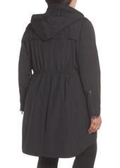 Badgley Mischka Dakota Raincoat (Plus Size)