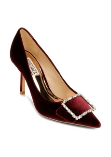 Badgley Mischka Devi Pointed Toe Pump (Women)