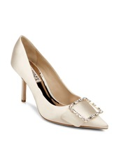 Badgley Mischka Collection Devi Pointed Toe Pump (Women)