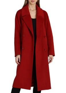 Badgley Mischka Double Breasted Coat