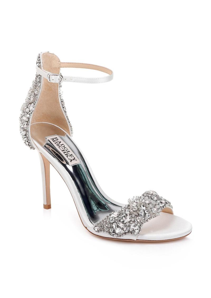 Badgley Mischka Fabiana Ankle Strap Sandal (Women)