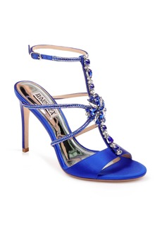 Badgley Mischka Faye Ankle Strap Sandal (Women)