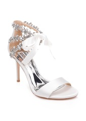 Badgley Mischka Felicia Embellished Sandal (Women)