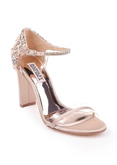 Badgley Mischka Fernanda Embellished Sandal (Women)