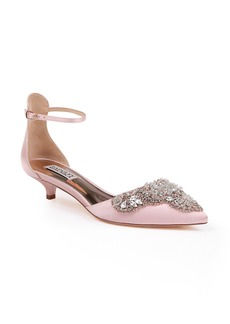 Badgley Mischka Fiana Ankle Strap Pump (Women)