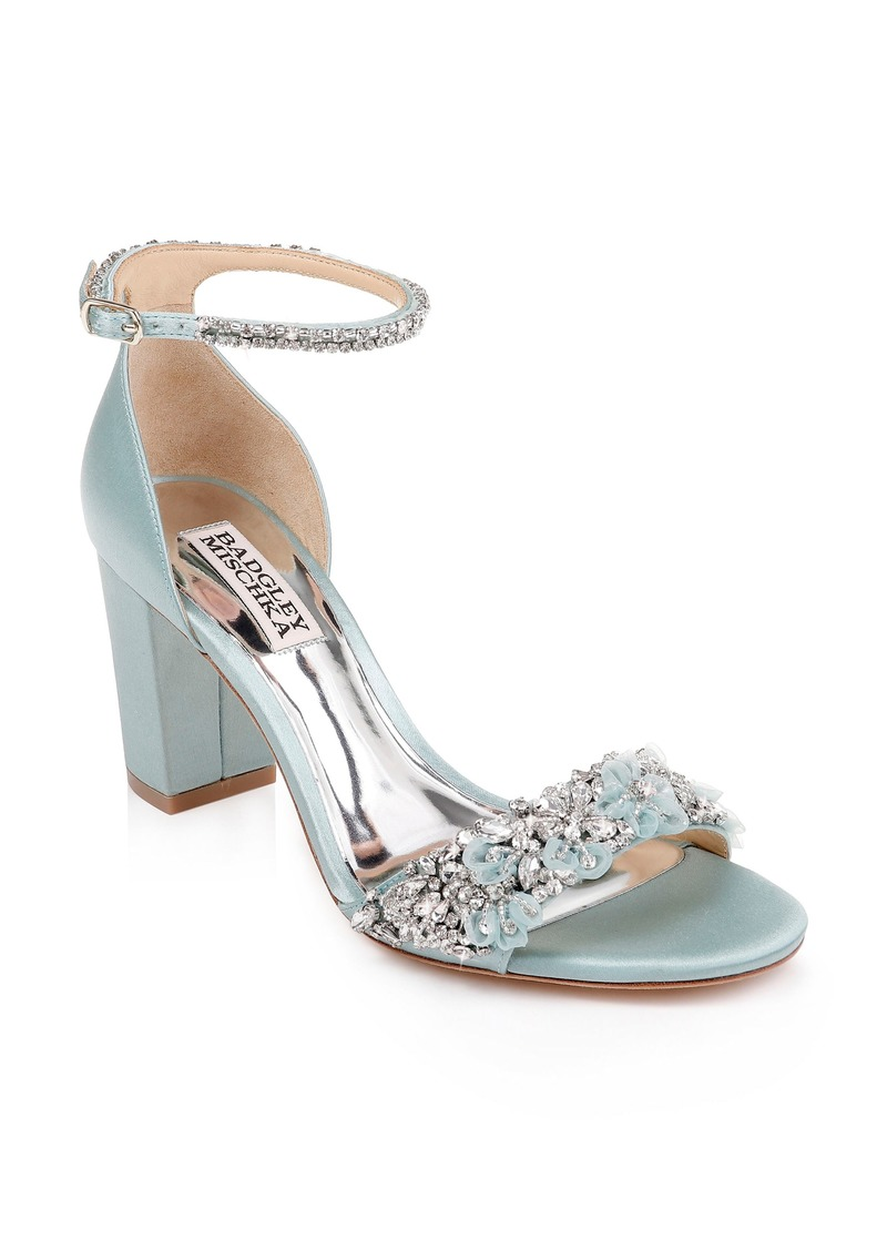 Badgley Mischka Finesse Ankle Strap Sandal (Women)