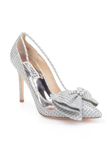 Badgley Mischka Frances Bow Pump (Women)