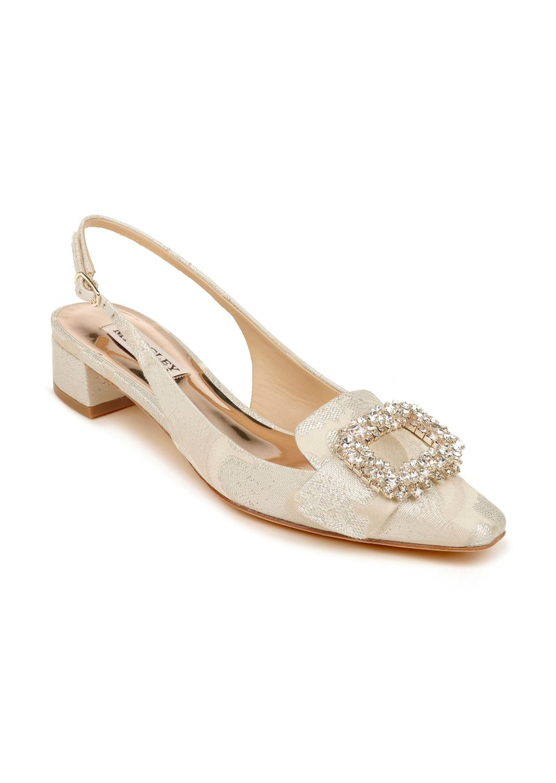 Badgley Mischka Collection Gabrielle Slingback Pump (Women)