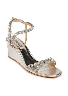 Badgley Mischka Collection Gali Wedge Sandal (Women)