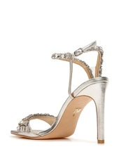 Badgley Mischka Collection Galia Embellished Sandal (Women)