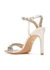 Badgley Mischka Collection Galia Embellished Sandal (Women)
