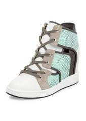L.A.M.B. Gera Hidden-Wedge Sneaker