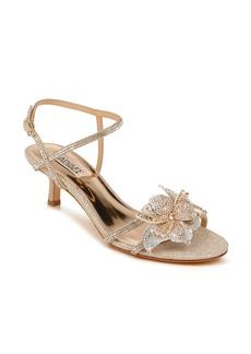 Badgley Mischka Gianna Crystal Embellished Strappy Sandal (Women)