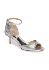 Badgley Mischka Gillian Crystal Embellished d'Orsay Sandal (Women)