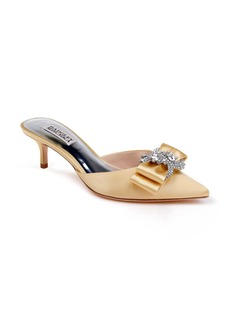 Badgley Mischka Hagen Pointy Toe Mule (Women)