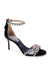 Badgley Mischka Hannah Embellished Ankle Strap Sandal (Women)