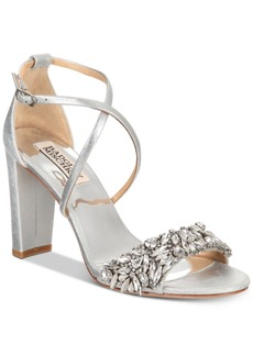 Badgley Mischka Harper Evening Sandals Women's Shoes