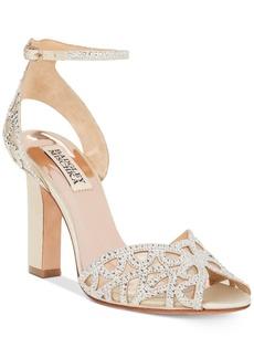 Badgley Mischka Hart Evening Sandals Women's Shoes