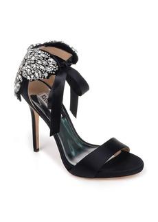 Badgley Mischka Hilda Crystal Embellished Sandal (Women)