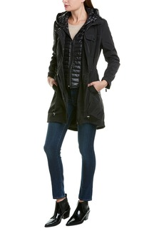 Badgley Mischka Hooded Anorak