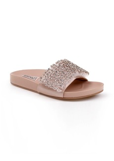 Badgley Mischka Horton Crystal Embellished Sandal (Women)