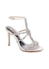 Badgley Mischka Hughes Crystal Embellished Sandal (Women)