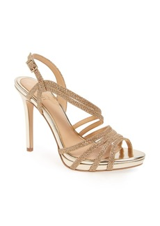 Badgley Mischka Humble Strappy Sandal (Women)