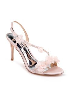 Badgley Mischka Irene Embellished Sandal (Women)