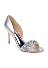 Badgley Mischka Ivy Embellished Sandal (Women)