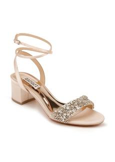 Badgley Mischka Jada Embellished Sandal (Women)