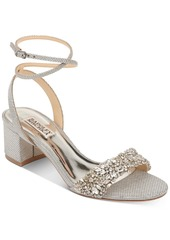 Badgley Mischka Jada Evening Sandals Women's Shoes