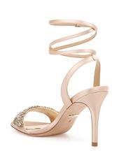 Badgley Mischka Collection Jen Ankle Strap Sandal (Women)