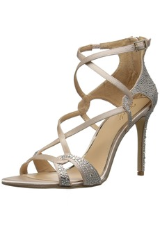Badgley Mischka Jewel Women's Aliza II Heeled Sandal   Medium US