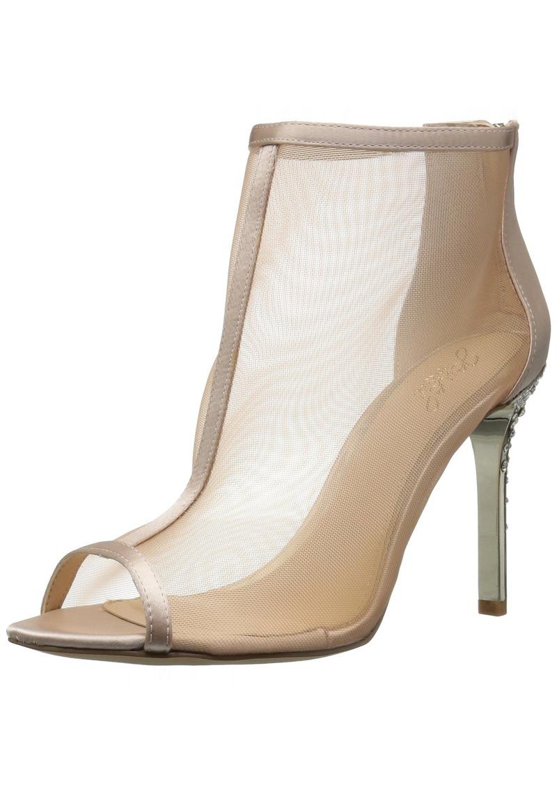 Badgley Mischka Jewel Women's Anastasia Heeled Sandal  10 Medium US