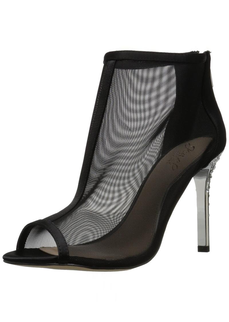 Badgley Mischka Jewel Women's Anastasia Heeled Sandal  7 Medium US